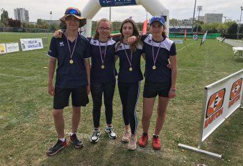 Après les duels le pole remporte 4 médailles : Amélie et Alexi en or, Candice en argent, Lola en bronze